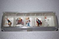 Preiser 10465 Figurensatz Reisende 1:87 Spur H0 OVP
