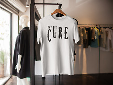 THE CURE DESIGN LOGO ROBERT SMITH ROCK GOTH INDIE STONE ROSES THE SMITHS
