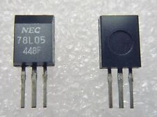 78L05 NEC POSITIVE VOLTAGE REGULATOR 5-PC LOT