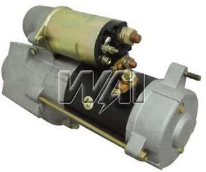 NEW STARTER GMC CHEVROLET TRUCK 6.2L 6.5L Diesel High Torque