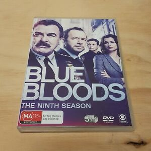 BLUE BLOODS The Complete Season 9 DVD Inc Special Features (Tracked Postage)