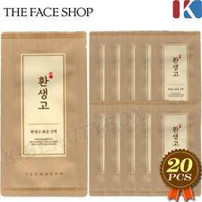 THE FACE SHOP Hwansaenggo Rejuvenating Radiance Serum 20pcs Anti-Aging Serum