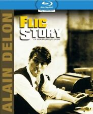 Blu Ray : Flic Story - Alain Delon - Ed Slim - NEUF