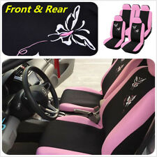 Car Styling Automobiles Accessories Butterfly Embroidery Interior Seat Covers