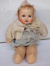 antike Puppe mit Schlaf Augen / Klappaugen, doll with sleep eyes