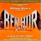 Miklós Rózsa - Ben-Hur [EMI Gold] (Original Soundtrack, 1996) CD