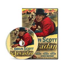 The Nevadan (1950) Western Movie on DVD