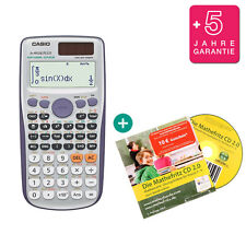 Casio fx 991 de plus calculadora + mathefritz aprender CD y garantía