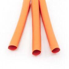 Various Sizes & Lengths Orange Heat Shrink Tube Sleeving Car Wrap Heatshrink
