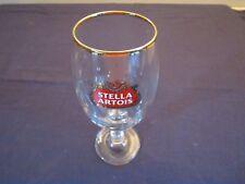 1/2 PINT STELLA ARTOIS GLASS.