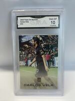 2020 Topps On Demamd Carlos Vela #14 MLS LAFC Graded 10 Gem Mint Rare