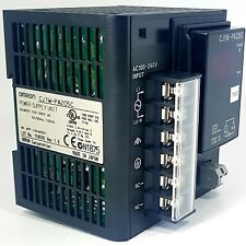 Omron PLC Power Supply Unit 100-240V AC 50/60Hz 100VA CJ1W-PA205C CJ1M