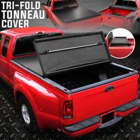 1981-93 Dodge W250 W350 6.5FT TRI-FOLD Tonneau Bed Cover Tonno Pro 42-207