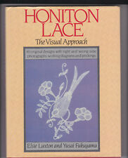 HONITON LACE A VISUAL APPROACH LACE BOOK
