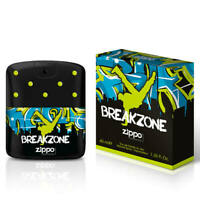 Zippo Breakzone for Him Edt Eau de Toilette Spray 40ml NEU/OVP