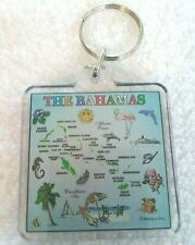 The Bahamas Collectible Key Chain