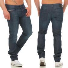 DIESEL Buster 0844G Jeans Regular Slim Tapered Herrenjeans Denim Hose
