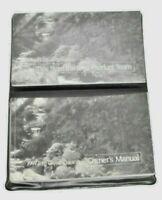 1997 Jeep Grand Cherokee Factory Original Owners Manual Portfolio #7