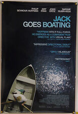 JACK GOES BOATING DS ROLLED ORIG 1SH MOVIE POSTER PHILIP SEYMOUR HOFFMAN (2010)