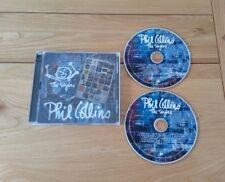 Phil Collins The Singles 2016 Euro 2CD Album Atlantic Pop Rock