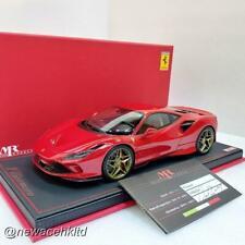 Ferrari F8 Tributo Rosso Corsa MR COLLECTION 1/18 #FE027E