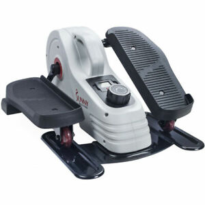 Sunny Health Fitness Magnetic Under Desk/standing Elliptical SF-E3872 exerciser