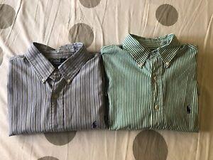 2 Camicie Polo Ralph Lauren