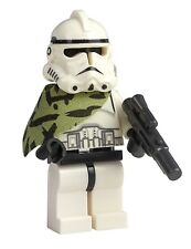 x7 Each DC15S Blasters for LEGO Star Wars Clone Troopers Minifigs BLACK ABS