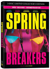 Spring Breakers - Strictly Limited Mediabook Edition (Blu-ray+DVD+CD) NEU&OVP!
