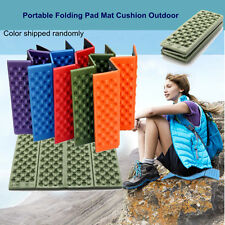 Foldable Portable Pad Mat Folding Seat Cushion For Outdoor Picnic Hiking Camping