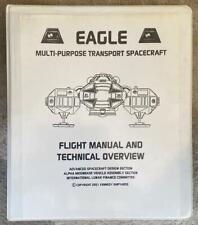 More details for eagle transporter blueprints  space 1999 kennedy shipyards gerry anderson