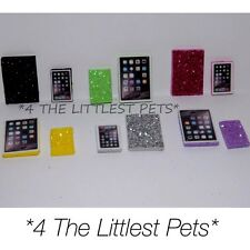 💞Littlest Pet Shop LPS clothes accessories 1 Phone/1 Tablet CAT NOT INCLUDED