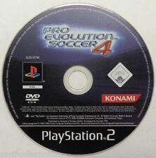 Jeu seul PRO EVOLUTION SOCCER 4 pes 4 pour playstation 2 PS2 de foot ball loose