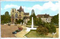 CP 72 SARTHE - Le Mans - L'Eglise Notre-Dame de la Couture, Préfecture...