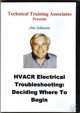 HVACR ELECTRICAL TROUBLESHOOT: DECIDING WHERE TO BEGIN