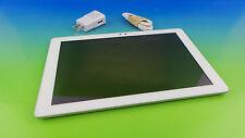 32GB Insignia Flex NS-P10A6100 Tablet Used / Good White / Silver #8uasf