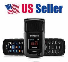 Samsung Rugby II SGH A847 (AT&T) 2MP 3G UNLOCKED Flip phone gray USA ship