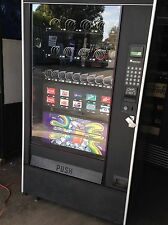Automatic Products Lcm 4 Combination Soda/Snack Vending Machine Canned Soda