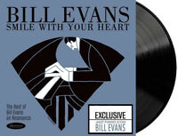 Bill Evans Smile With Your Heart HQ-180 BN Exclusive Vinyl LP Record