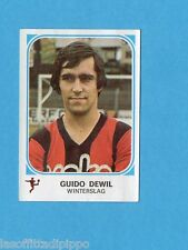 BELGIO-FOOTBALL 77-PANINI-Figurina n.369- GUIDO DEWIL - WINTERSLAG -Rec
