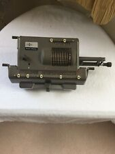 More details for nippon mechanical calculator, in very good clean working order