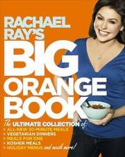 Rachael Ray's Big Orange Book: Her Biggest Ever Collection of All-New-ExLibrary