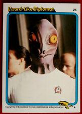 STAR TREK - MOVIE - Card #26 - LIZARD-LIKE DIPLOMAT - TOPPS 1979