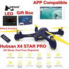 Hubsan H507A X4 Star Wifi FPV RC Quadcopter Drone w/720P Camera WayPoint GPS RTF