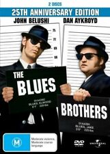 The Blues Brothers - (Special Edition 2 DVD Region 4) John Belushi, Dan Aykroyd