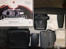Apple Quicktake 150 Digital Camera w/accessories and original box