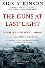 The Guns At Last Light: The War In Western Europe, 1944-1945 (liberation Tril...