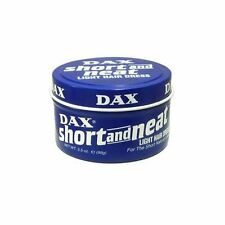 Dax Wax Short And Neat 99g hair wax - UK STOCKIST