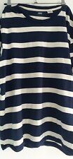 Levis Striped T-Shirt Size LARGE V.G.C.