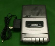 Rca Rp3503 Personal Portable Recorder And Cassette Player w/ Built in Microphone